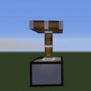 Piston Statue