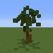 Realistic Palm Tree 2