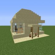 Sandstone Desert House 2