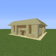 Sandstone Desert House 3