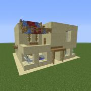 Sandstone Desert House 4