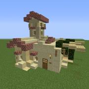 Sandstone Starter House 1