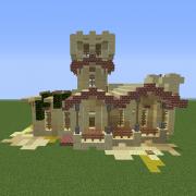Sandstone Starter House 2