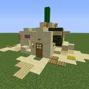 Sandstone Starter House 3