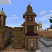Seashore Wooden House 5