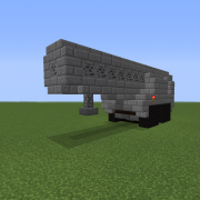 Short Fuel Tank Trailer