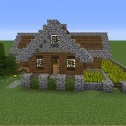Simple Starter House 4