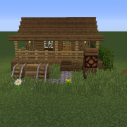 Small Wooden Cabin 5