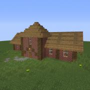 Small Brick Library