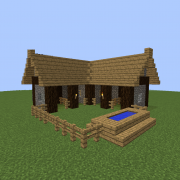 Small Horse Stable