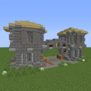 Small Medieval Gate