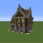 Small Medieval House 7 GrabCraft Your number one