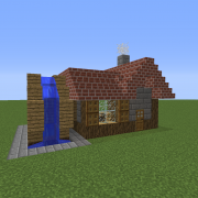 Small Old Watermill