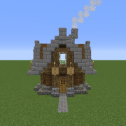 Small Rustic Starter Home