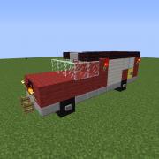 Squad Rescue Truck