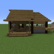 Wooden Starter House