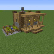 Starter House With Basement