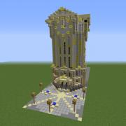 Steampunk Clocktower