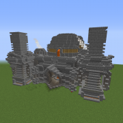 Steampunk Industrial Forge