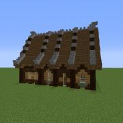 Stylish Medieval House 1