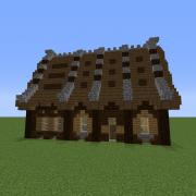 Stylish Medieval House 2