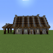 Stylish Medieval House 3