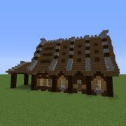 Stylish Medieval House 4