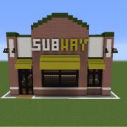Subway Restaurant 1