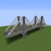 Suspension Stone Bridge