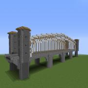 Suspension Stone Bridge 3