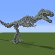 T-Rex Sceleton