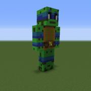 Teenage Mutant Ninja Turtle Statue
