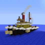 Ten Cents Tugboat