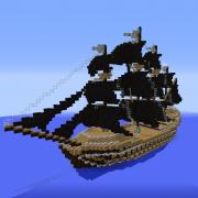 The Dark Gale Black Sails