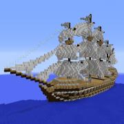 The Dark Gale White Sails