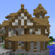 Unfurnished Medieval House 5
