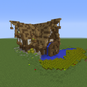Unfurnished Medieval Watermill