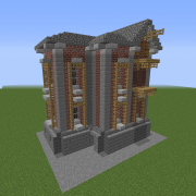 Victorian Town Building 1