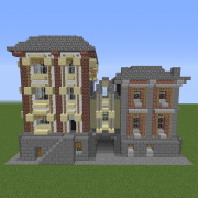 Victorian Town Building 3