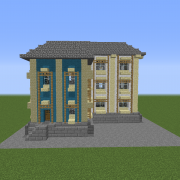 Victorian Town Building 5