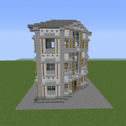 Victorian Town Building 6