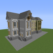 Victorian Town Building 7