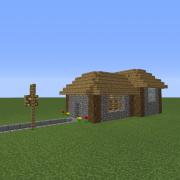 Village Small Cottage 1