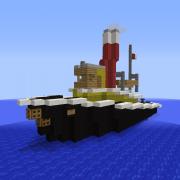 Warrior Tugboat