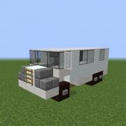 White Short Bus